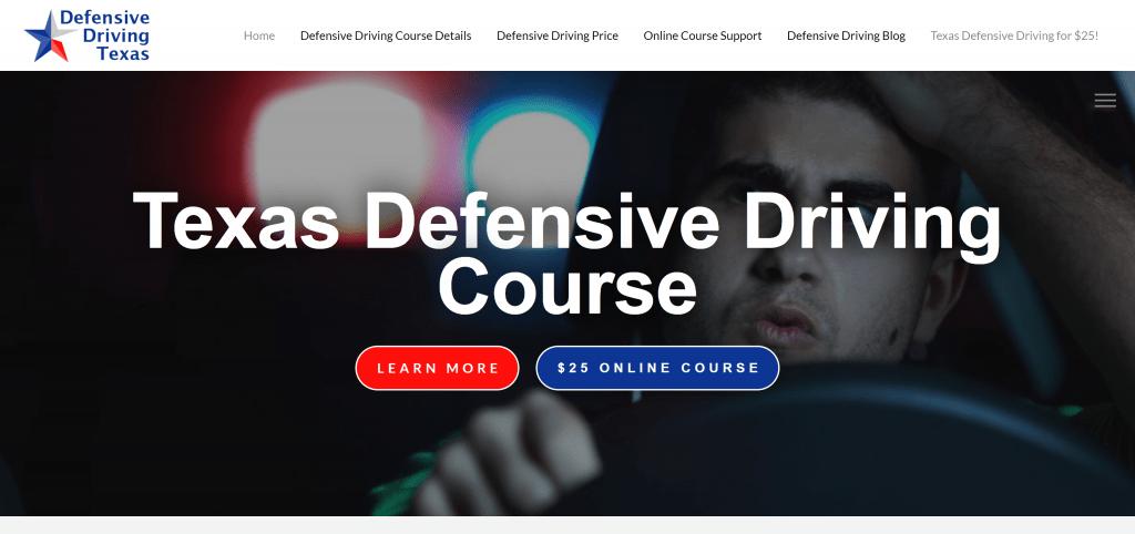 DefensiveDrivingTX.com Review
