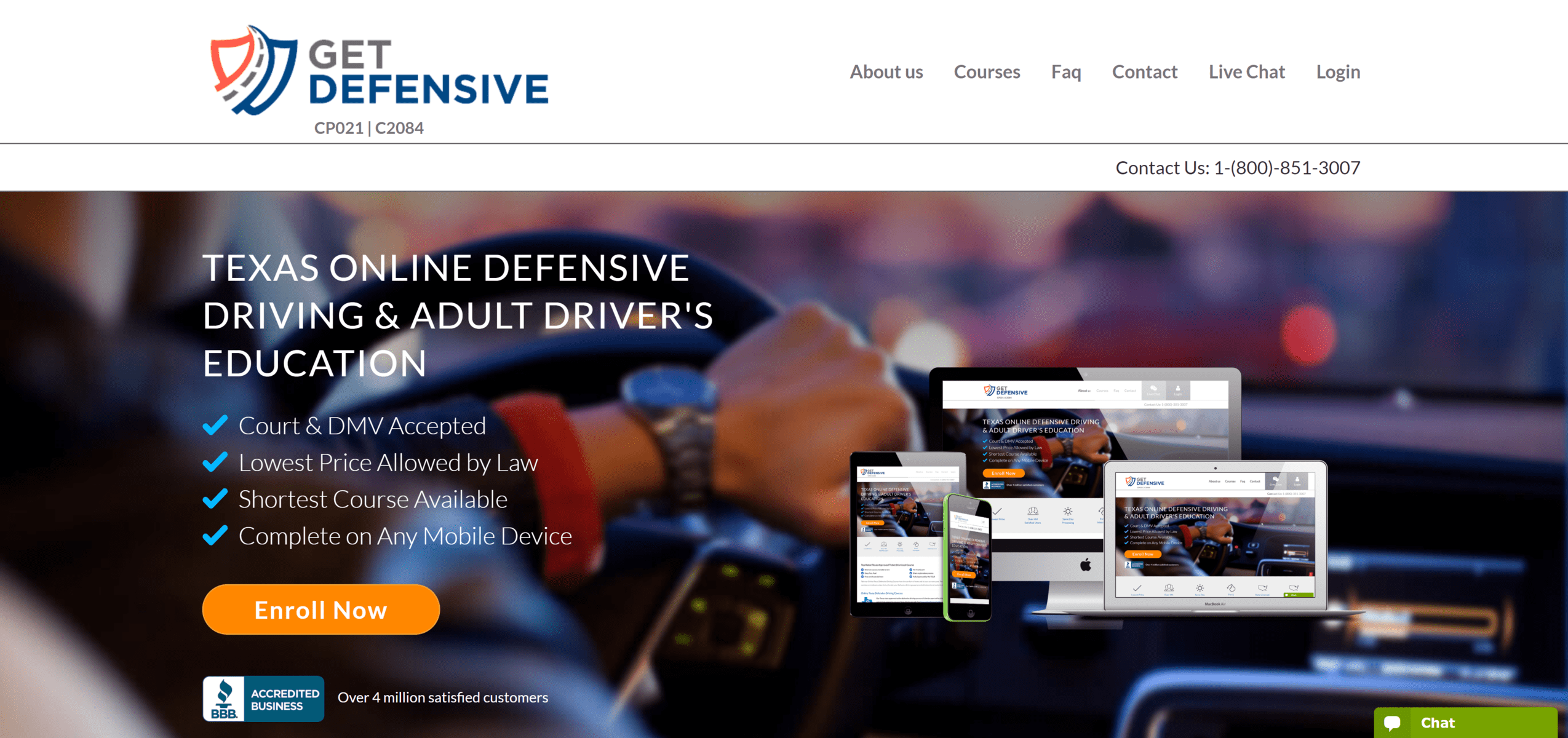 GetDefensive.com Review